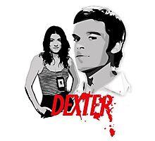 DEXTER series   Photographic Print