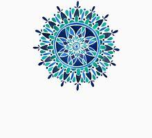 Blue & Turquoise Mandala Unisex T-Shirt