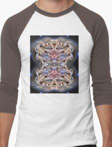 Snake Dance Men's Baseball ¾ T-Shirt