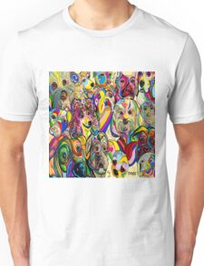 Dogs, Dogs, DOGS! Unisex T-Shirt