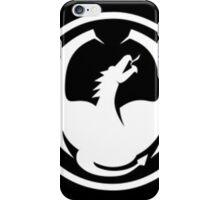 Dragon Alliance iPhone Case/Skin