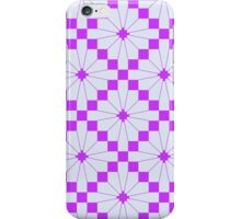 Knittimg pattern iPhone Case/Skin