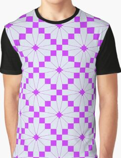 Knittimg pattern Graphic T-Shirt