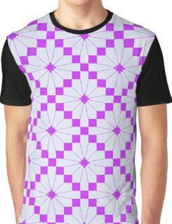Knittimg pattern Graphic T-Shirt