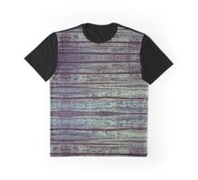 Weathered wood Graphic T-Shirt