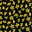 Yellow Loosestrife - Pattern by Vicky Webb