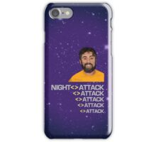DTNS Epic Galaxy Tech Justin iPhone Case/Skin