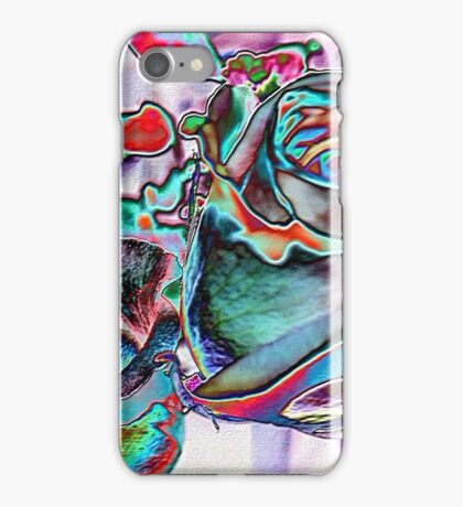 COLOR & TEXTURE iPhone Case/Skin