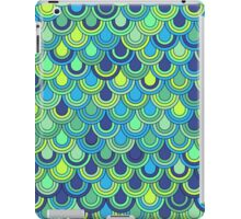 Flake pattern iPad Case/Skin