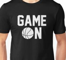 Game On Basketball Unisex T-Shirt