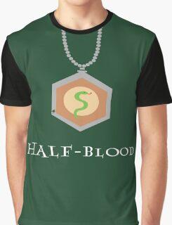 Half-Blood  Graphic T-Shirt