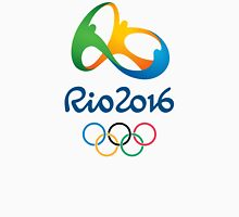 Rio Olympics 2016 Logo Unisex T-Shirt