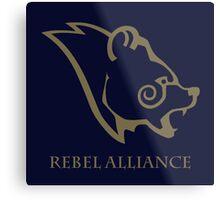 Windhelm - Rebel Alliance Metal Print