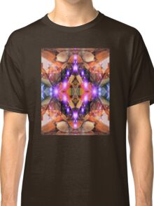 Alien Abstract  Classic T-Shirt