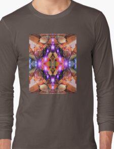 Alien Abstract  Long Sleeve T-Shirt
