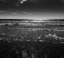Walberswick Beach by David Hawkins-Weeks