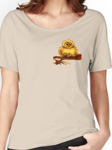 Owl on a Branch Women's Relaxed Fit T-Shirt