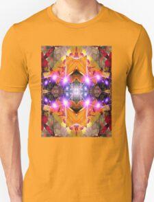 Abstract Flower Unisex T-Shirt