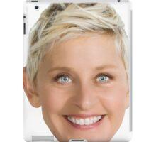 Ellen DeGeneres iPad Case/Skin