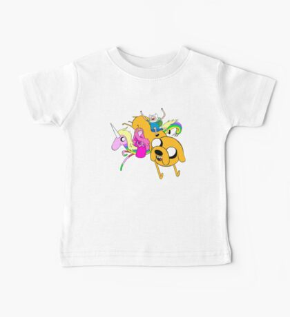 adventure time Baby Tee