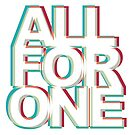 All For One by borstal
