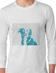 Dog Love - Donut Long Sleeve T-Shirt