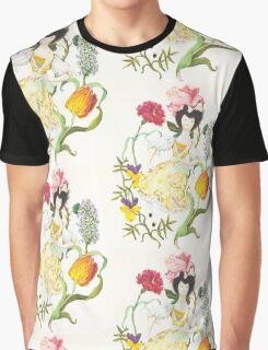 Flower Faerie Graphic T-Shirt