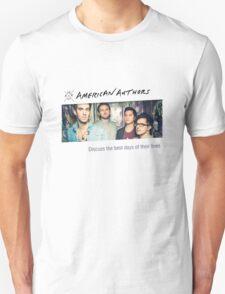 American Authors Unisex T-Shirt