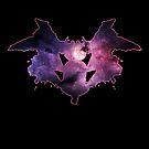 Rorschach I pink by Ragcity