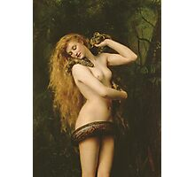 Lilith Photographic Print
