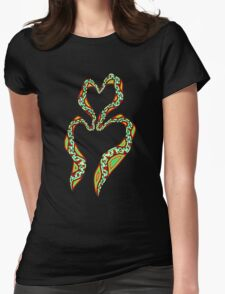 gotta love Kelly love Womens Fitted T-Shirt
