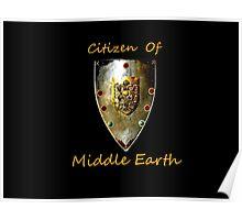 Citizen: MiddleEarth Poster