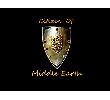 Citizen: MiddleEarth Photographic Print