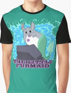 The little Furmaid Graphic T-Shirt