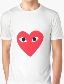 Comme Des Garcons Graphic T-Shirt
