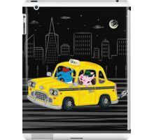 Taxi Ride iPad Case/Skin