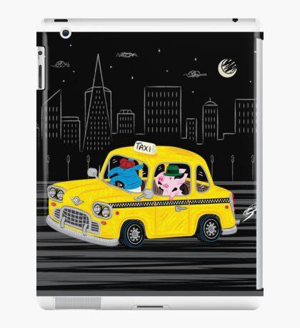 Taxi Ride iPad Case/Skin