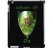 Citizen: Oz iPad Case/Skin