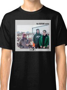 old lady photobomb Classic T-Shirt
