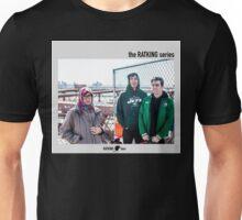 old lady photobomb Unisex T-Shirt