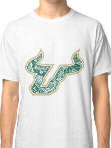 University of South Florida Doodle Classic T-Shirt