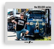 boludo inception Canvas Print