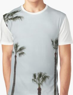 Exotic palms Graphic T-Shirt