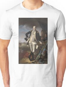 Vintage famous art - Charles Willson Peale - George Washington Unisex T-Shirt