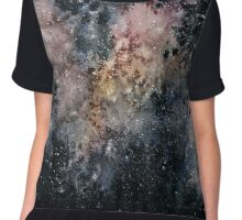 Postcards From Space IV Chiffon Top