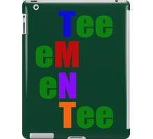 Phonetic TMNT iPad Case/Skin