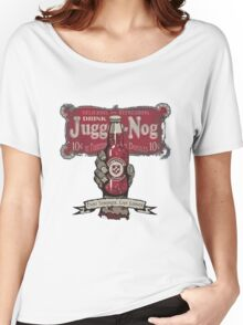 Jugger-Nog Women's Relaxed Fit T-Shirt