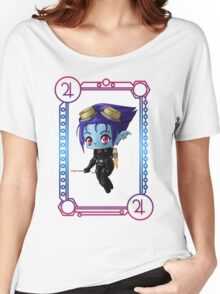 Jupiter Invented Jetpacks Women's Relaxed Fit T-Shirt