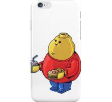 FAT Lego Boy  iPhone Case/Skin