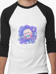 Pokemon - Rowlet Men's Baseball ¾ T-Shirt